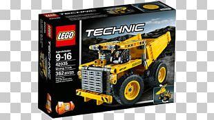AB Volvo Lego Technic Amazon.com Truck PNG