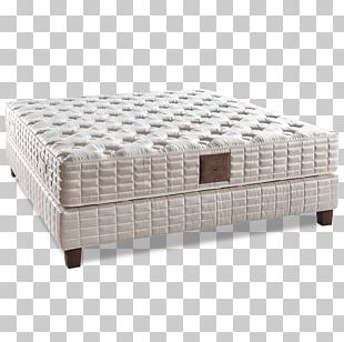 Bed Frame Table Mattress Furniture PNG