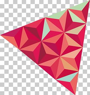 Color Triangle Geometry Adobe Illustrator PNG