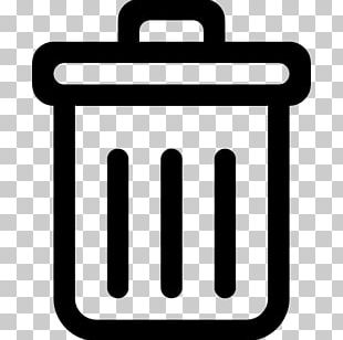 Computer Icons Rubbish Bins & Waste Paper Baskets Encapsulated PostScript PNG