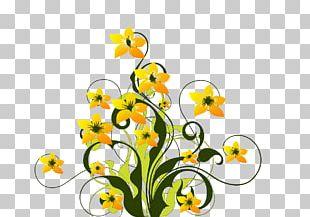 Floral Design Desktop Art PNG