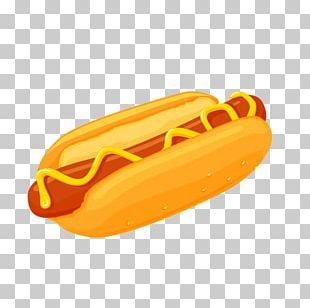 Hamburger Hot Dog Fast Food French Fries Junk Food PNG
