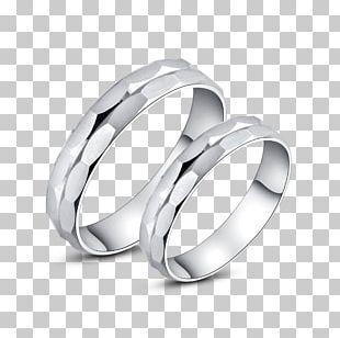 Earring Wedding Ring Diamond PNG