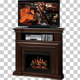 Electric Fireplace Entertainment Centers & TV Stands Fireplace Mantel Fireplace Insert PNG