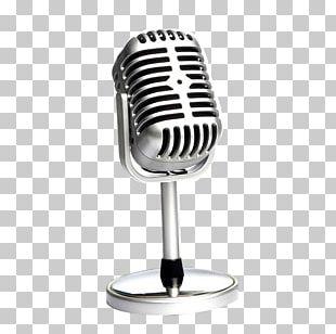 Microphone Georg Neumann Recording Studio SB Nation Radio PNG