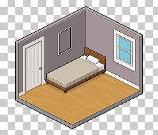 Pixel Art Bedroom Isometric Projection Interior Design Services PNG