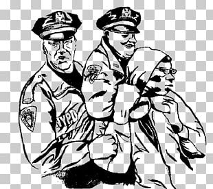 Police Officer Police Brutality Drawing Coloring Book PNG