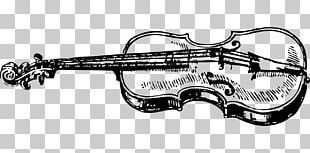 Violin Double Bass Musical Instruments String Instruments PNG