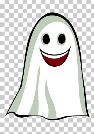 Halloween Ghost Witch PNG