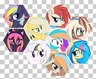 Hybridity The Crystal Empire PNG