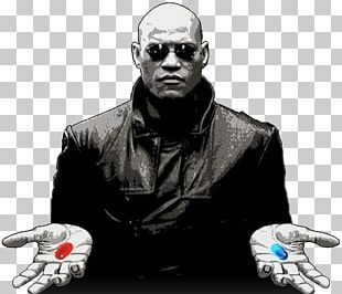 Morpheus The Matrix Neo Red Pill And Blue Pill YouTube PNG