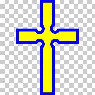 Christian Cross Crucifixion Symbol PNG