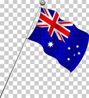 Flag Of Australia PNG