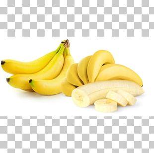 Banana Food Health Eating Fruit PNG