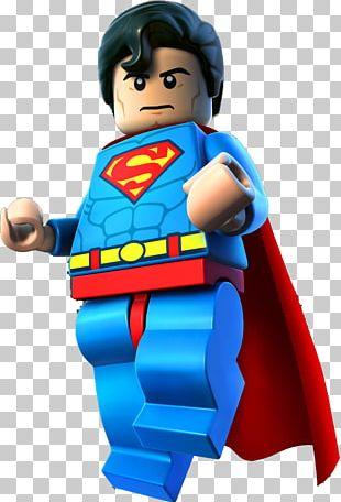 Lego Batman 2: DC Super Heroes Lego Superman PNG