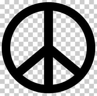 Wall Decal Bumper Sticker Peace Symbols PNG