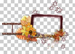 Floral Design Cut Flowers Artificial Flower Frames PNG
