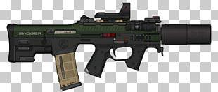 Firearm Assault Rifle Weapon PNG