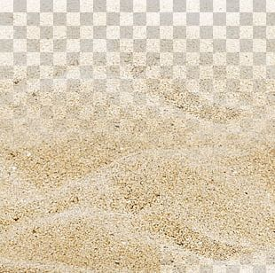 Sand Sea Icon PNG