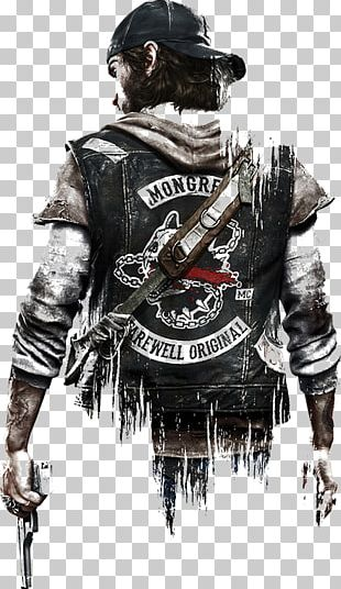 Days Gone Syphon Filter The Last Of Us PlayStation 4 Video Game PNG