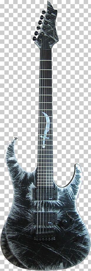Electric Guitar String Superstrat Ibanez PNG