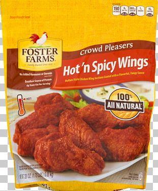 Crispy Fried Chicken Buffalo Wing Chicken Nugget PNG
