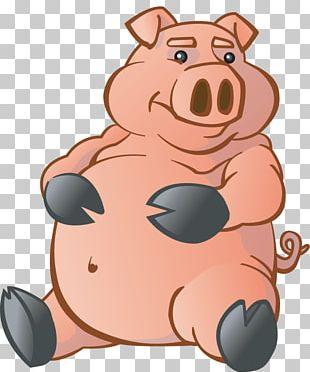 Animal Farm Domestic Pig Napoleon Squealer PNG