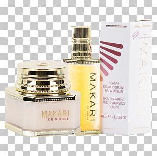 Makari Skin Repairing Clarifying Serum Cream Skin Care Face Lotion PNG