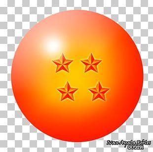 Sphere Bola De Drac Goku Circle PNG