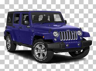 2018 Jeep Wrangler JK Unlimited Sahara 2018 Jeep Wrangler JK Unlimited Sport Chrysler Sport Utility Vehicle PNG