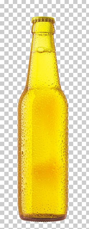 Beer Bottle Cup PNG
