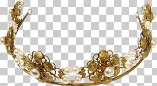 Earring Crown Diadem PNG