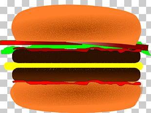 Hamburger Cheeseburger Fast Food Junk Food French Fries PNG