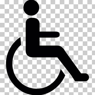 Disability International Symbol Of Access Sign Disabled Parking Permit PNG