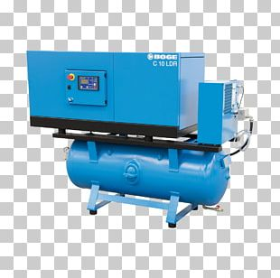 BOGE KOMPRESSOREN Otto Boge GmbH & Co. KG Rotary-screw Compressor Machine PNG