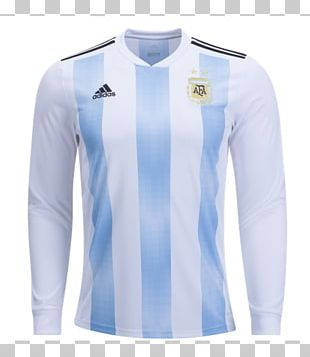 2018 FIFA World Cup Argentina National Football Team T-shirt Copa América Jersey PNG