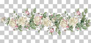 Paper Rose Flower Pink PNG