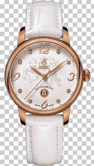 Watch Strap Ernest Borel Brand Raymond Weil PNG