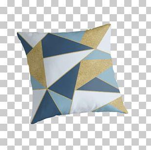 Throw Pillows Cushion Triangle Microsoft Azure PNG