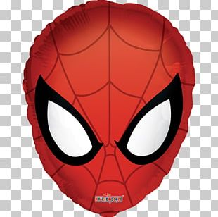 Ultimate Spider-Man Balloon Birthday Ultimate Marvel PNG