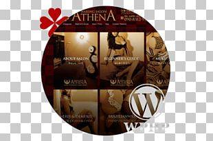 ATHENA Responsive Web Design Home Page Logo PNG