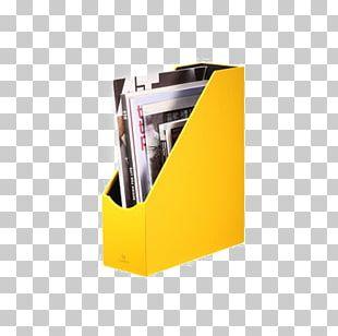 Brand Yellow Angle PNG