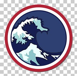 Emoji The Great Wave Off Kanagawa Sticker Sun On The Lake PNG