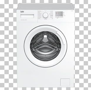 Hotpoint Washing Machines Laundry Clothes Dryer PNG