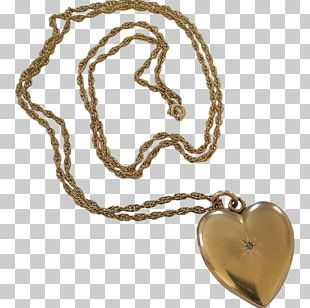 Locket Jewellery Necklace Charms & Pendants Gold-filled Jewelry PNG