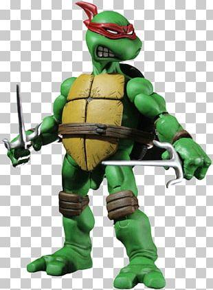 Raphael Teenage Mutant Ninja Turtles Figurine Action & Toy Figures Model Figure PNG