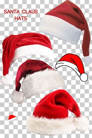Santa Claus Santa Suit Hat Christmas Stock Photography PNG