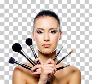 Cosmetics Facial Eye Shadow Make-up Artist Woman PNG