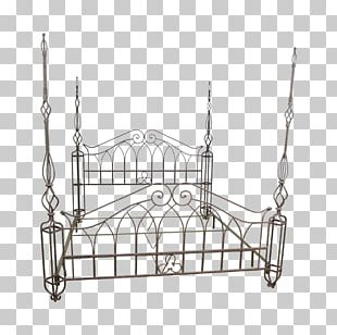 Bed Frame Line Product Design Angle PNG