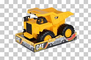 Caterpillar Inc. Dump Truck Car Vehicle PNG